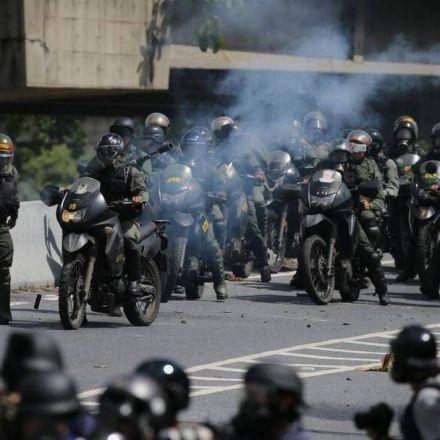 Catholic Church calls Venezuela government 'dictatorship'