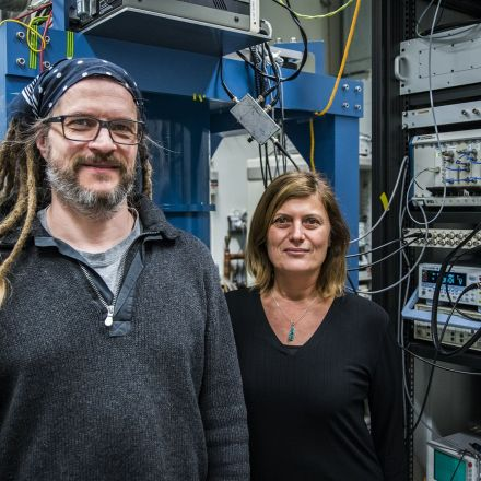 Unconventional superconductor may be used to create quantum computers of the future