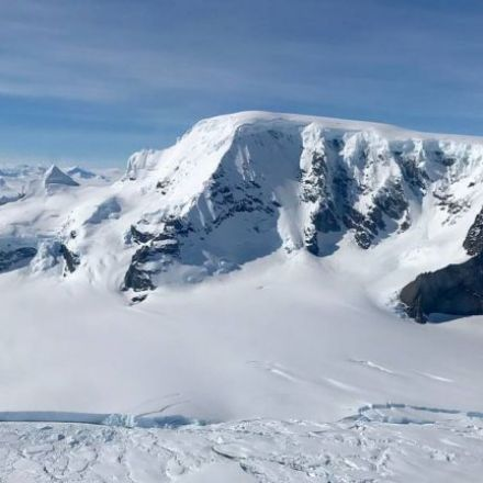 UCI/JPL: Antarctica losing six times more ice mass annually now than 40 years ago
