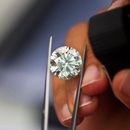 Scientists have figured out a way to make diamonds in a microwave