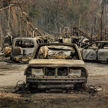 'We Have Fire Everywhere': Escaping California's Deadliest Blaze