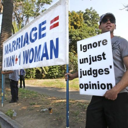 The GOP May Regret Its Lasting Battle Against Gay Marriage