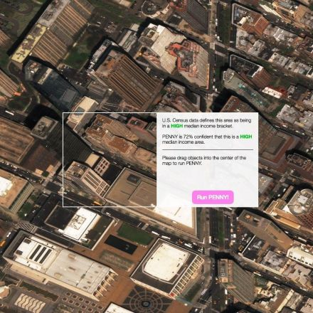 An AI That Predicts a Neighborhood's Wealth From Space