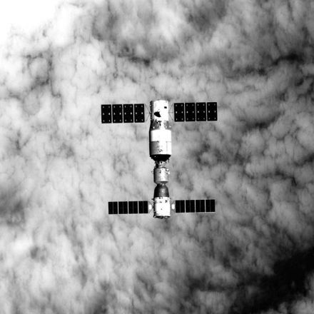 Chinese space station Tiangong-2 is about to fall from space