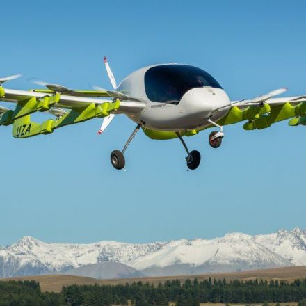 Larry Page's Flying Taxis, Now Exiting Stealth Mode
