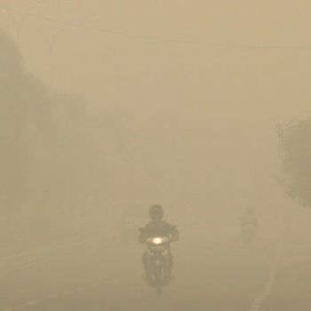 Southeast Asian haze crisis killed over 100,000: study