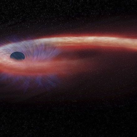 Astronomers Discover Monster Black Hole the Size of 20 Billion Suns