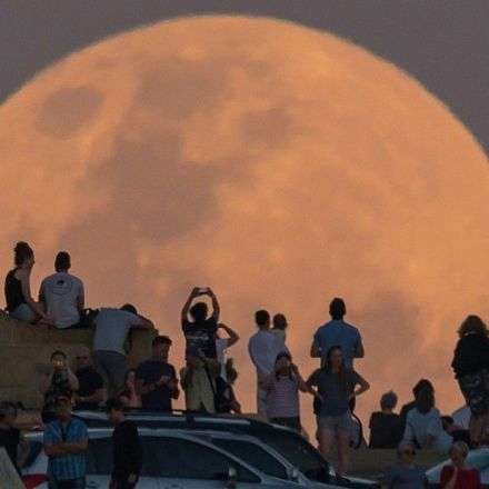 It's a lunar trifecta. A rare 'super blue blood moon' will soon light up the sky
