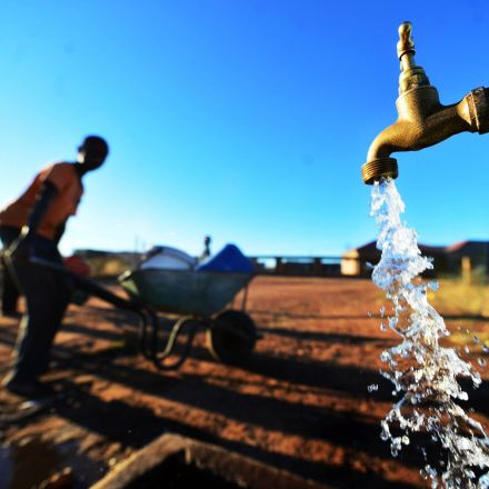 2 Billion People lack safe water whilst we provide 59 BILLION farmed animals a year with it!