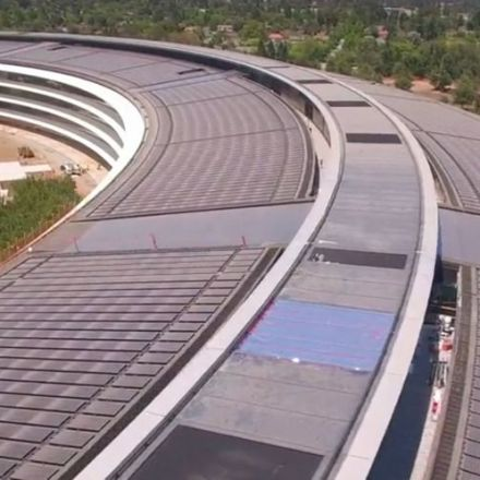 Apple Park drone footage may be ending, with security forces seeking to cease flights