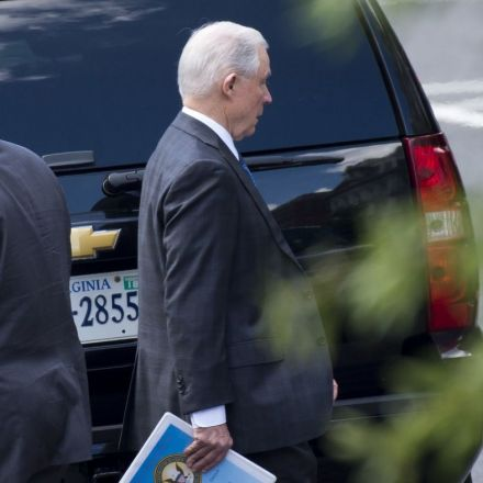 Attorney General Jeff Sessions Heads To El Salvador To Discuss Gang Violence