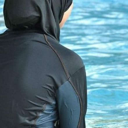 Woman made to pay pool cleaning fees after swimming in burkini