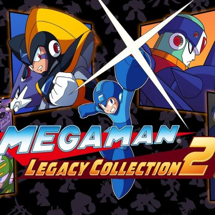 Mega Man Legacy Collection 2 is coming to PS4, Xbox One, and PC this August!