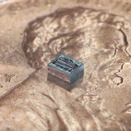 Supertiny cameras could shrink from pill size to dust size