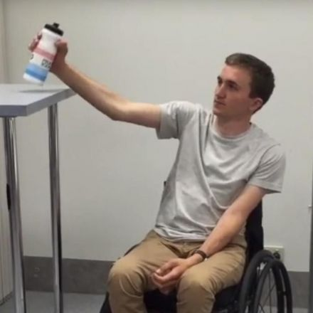 Paralysed patients regain use of their hands with pioneering nerve transfer operation