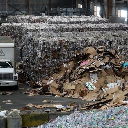 Thousands of Tons of Paper and Plastics Americans Put Into Recycling Are Getting Dumped in Landfills