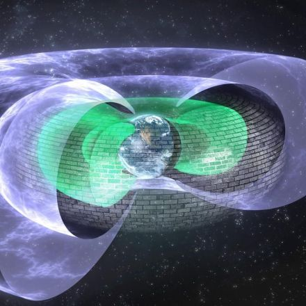 Star Trek-like invisible shield found thousands of miles above Earth