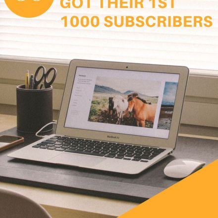 30 Influencers Share How They Got Their 1st 1000 Subscribers