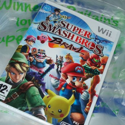 Play 'Super Smash Bros.' on TI Graphing Calculators