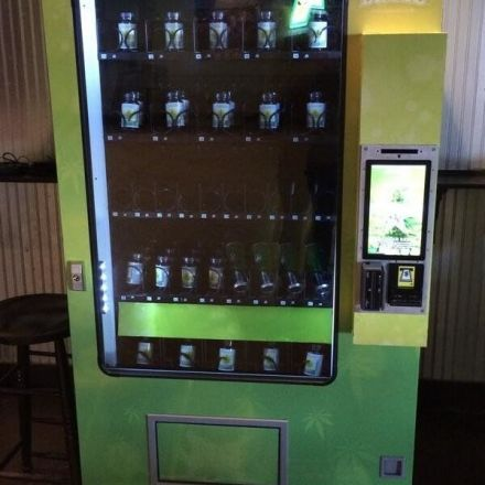 Weed Vending Machines Have Hit the U.S.