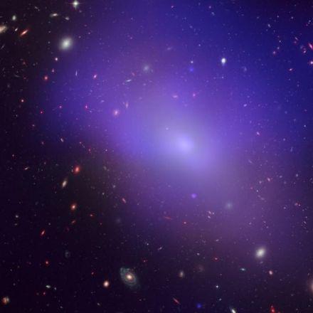 Big black holes can block new stars