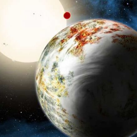 "New Habitable Kepler World – ""Human Eyes Found It Hidden in the Data"""