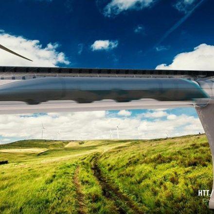 Elon Musk's hyperloop is actually making progress
