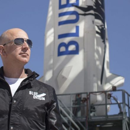 Beyond the cloud: Amazon Web Services hiring engineers for 'big, audacious space project'