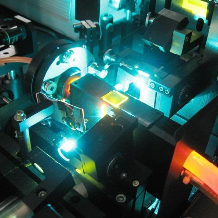 First liquid diagnostic laser tool developed