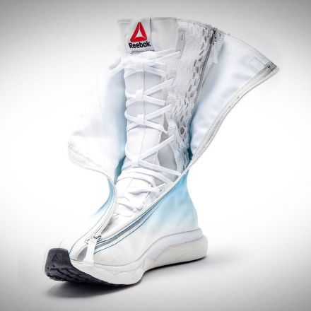 Reebok Unveils Sleek New Space Boots for Future Astronauts