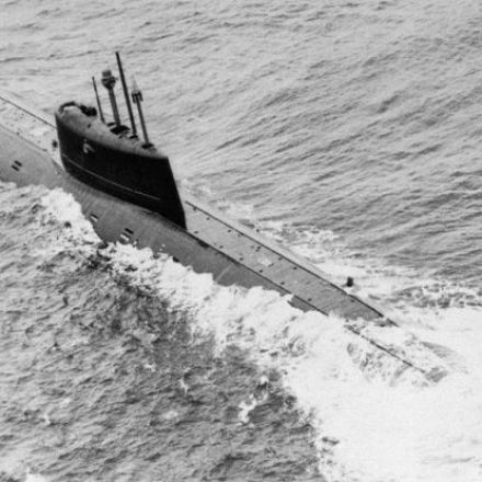 This Russian Nuclear Submarine Made Some Scary History (It Sank Not Once, but Twice)