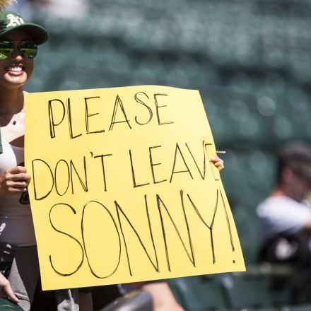 New York, I'm Ready to Go | By Sonny Gray