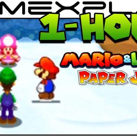 1-Hour of Mario & Luigi: Paper Jam Gameplay (North American Ver.)