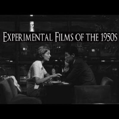 Experimental Films of the 1950s