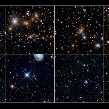 Hubble's View of Little Blue Dots - Sky & Telescope