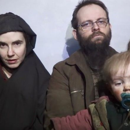US woman kidnapped in Afghanistan says husband's abuse was just like captors'