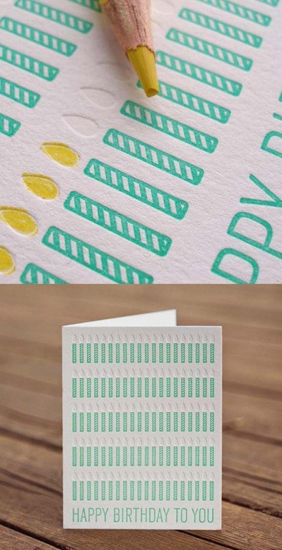 Unique Birthday Card Design Snapzu