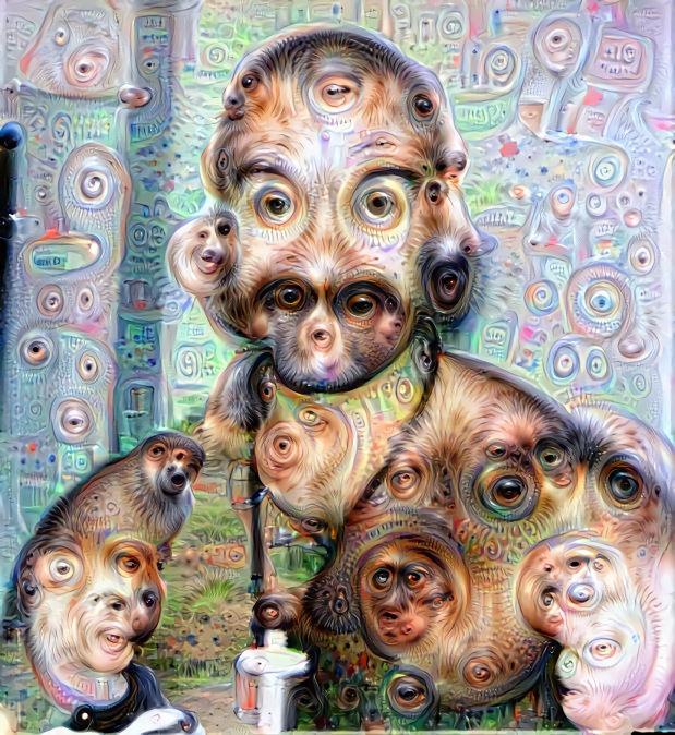Bronson Deep Dream