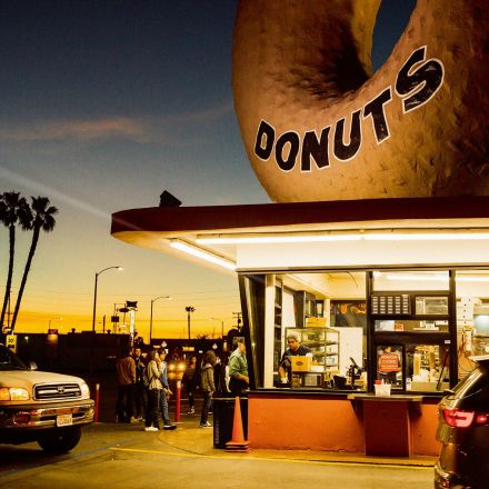 How donuts fuelled the American Dream