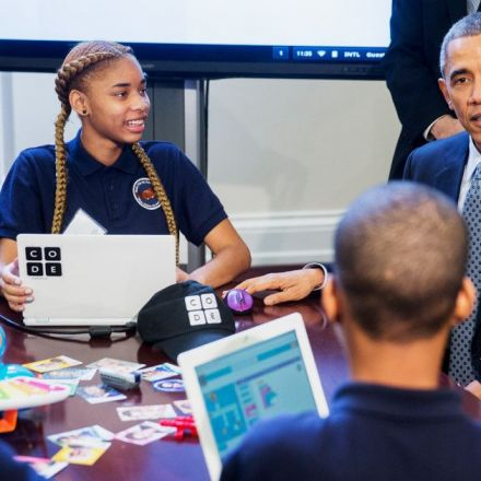 Obama Pledges $4 Billion to Computer Science in US Schools