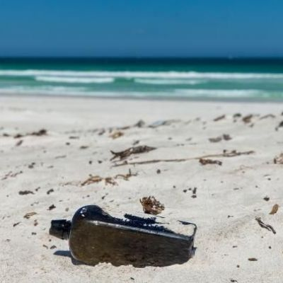 132 year old message in a bottle found on Australian beach