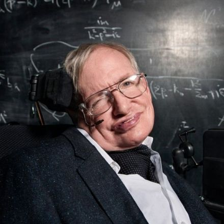 Stephen Hawking: I'm worried about the future of the National Health Service