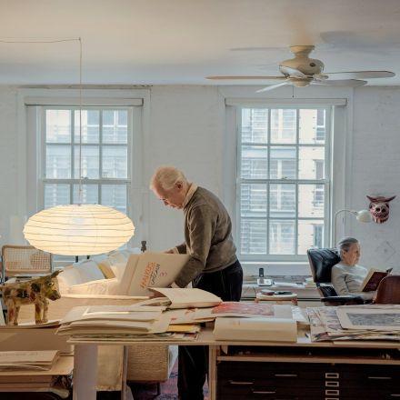 The Struggling Artist at 86