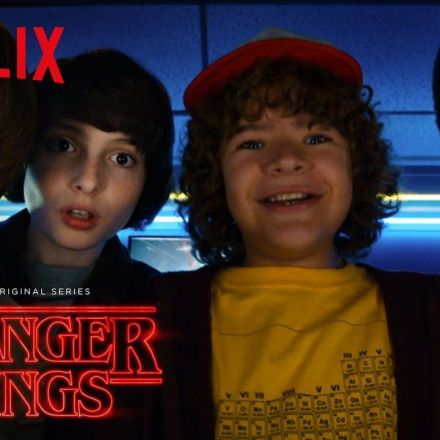 "Stranger Things | Season 2 Comic Con ""Thriller"" Trailer [HD]"