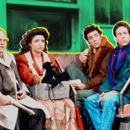Breaking Down Seinfeld: 5 things we learned from analyzing every script