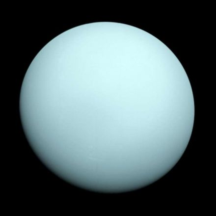 Uranus blasted a gas bubble 22,000 times bigger than Earth