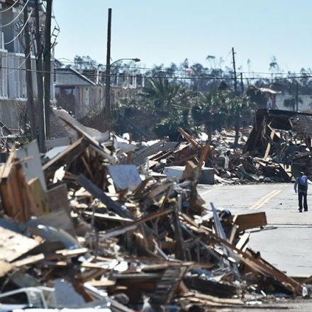 Costs from hurricane damage to rise alongside frequency, intensity