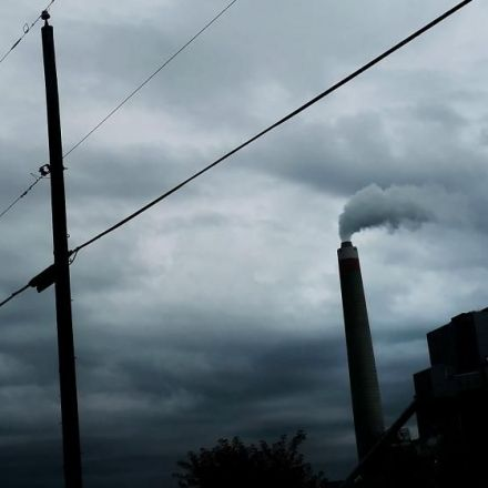The withering of the American coal industry