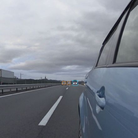 AI-Aided Cameras Mean No More Car Mirrors, No More Blind Spots