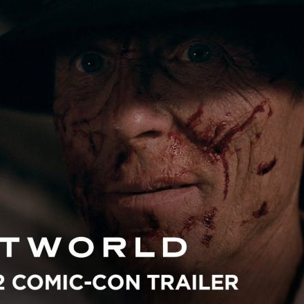 Westworld Season 2: Comic-Con Trailer (HBO)